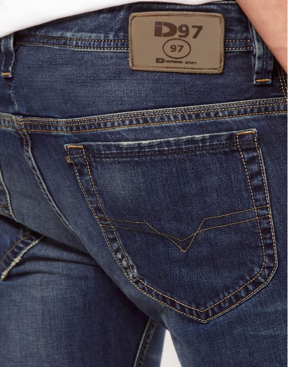 Slim Fitted Jeans